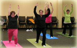 Image Yoga Class